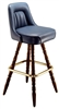 Interior Channeled Colonial Bar Stool