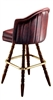 Deluxe Wide Colonial Bar Stool