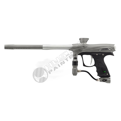 Proto Paintball Rail MaXXed Marker - Graphite/Clear