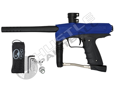 GOG Paintball eNMEy Marker - Razor Blue