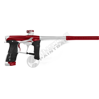 Planet Eclipse Geo3.5 Paintball Gun - Ashes3/Kryptonice - Red/Silver