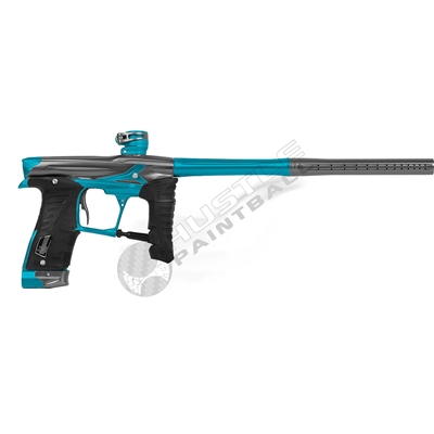 Planet Eclipse Geo3.5 Paintball Gun - Combat3/Orangblutang - Grey/Teal