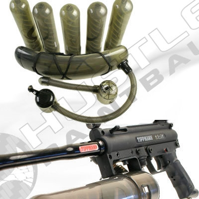 Q Loader Q-Loaded 500 Tippmann A5 Gun Package