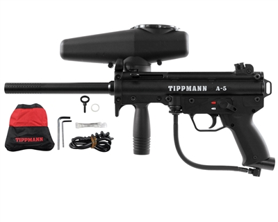 2011 Tippmann A5 With Selector Switch - Black