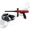 Tippmann Gryphon Powerpack Paintball Gun Package - Red