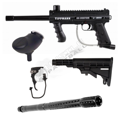 Tippmann 98 Custom Platinum Series Ultra Basic Trooper Pack