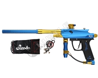 Azodin KD II Mechanical Paintball Marker - Blue King