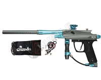 Azodin KD II Mechanical Paintball Marker - Titanium