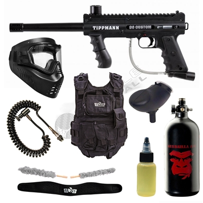 Tippmann 98 Custom Ultra Basic Attack Pack