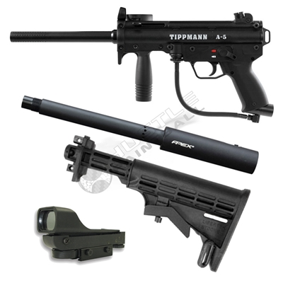 Tippmann A5 Assassin Pack