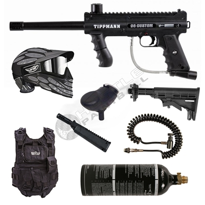 Tippmann 98 Custom ACT Storm Pack