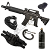 Tippmann US Army Alpha Black Tactical Mega Pack