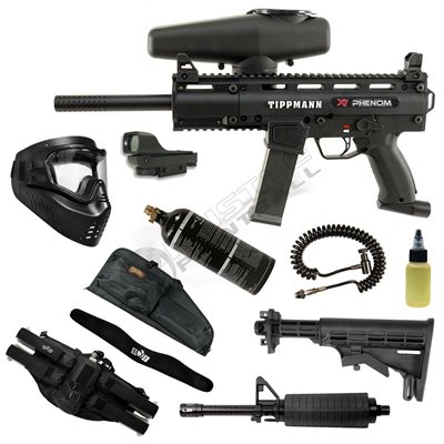 Tippmann X7 Phenom Mechanical Military Pack