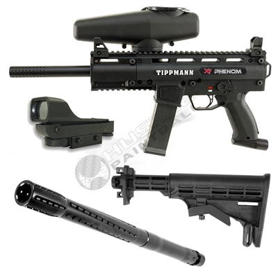 Tippmann X7 Phenom Mechanical Deluxe Pack