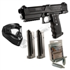 Tippmann TPX Paintball Pistol Agent Package
