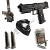 Tippmann TPX Paintball Pistol Enforcer Package