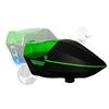 Virtue Paintball Spire Electronic Loader - Black/Lime
