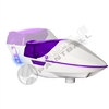 Virtue Paintball Spire Electronic Loader - White/Purple