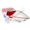 Virtue Paintball Spire Electronic Loader - White/Red