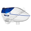 Virtue Paintball Spire 260 Electronic Loader - White/Blue