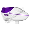 Virtue Paintball Spire 260 Electronic Loader - White/Purple