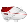 Virtue Paintball Spire 260 Electronic Loader - White/Red