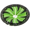 Dye Precision Rotor Quick Feed - Black/Lime