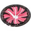 Dye Precision Rotor Quick Feed - Black/Pink