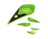 Dye Precision Rotor Loader - Color Kit - Lime Green