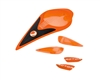 Dye Precision Rotor Loader - Color Kit - Orange