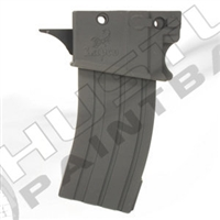 Lapco M4/M16 Gas Through Magazine - A5 (All trigger frames except HE E-grip, Serial #524999 or lower)