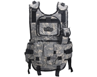 Gen X Global Tactical Vest with 4+2+1 pack - ACU Digital Camouflage