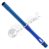Dye Precision Glass Fiber Boomstick Barrel - Autococker - 15 inch - Blue/Silver