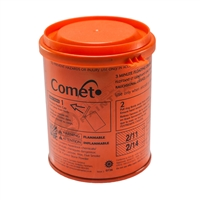 CGS Smoke Grenades (Cool Burning) - 70,000 cft - Orange Comet Short