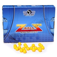 Gen X Global Z-Balls - Case of 500 - Yellow