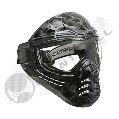 Save Phace Diss Series Mask (Thermal) - Intimidator - Black