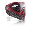 Dye Precision i4 Mask - Skinned - Red