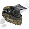 Proto Paintball Switch EL Mask - Woodland Camouflage