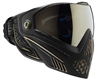 Dye Precision i5 Mask - Onyx Gold