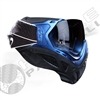 Sly Equipment Profit Paintball Mask - Black/Blue