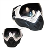 Sly Equipment Profit Paintball Mask - Black/White