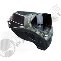 Sly Equipment Profit Paintball Mask - Black/Digital Camo