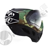 Sly Equipment Profit Paintball Mask - Woodland Camo