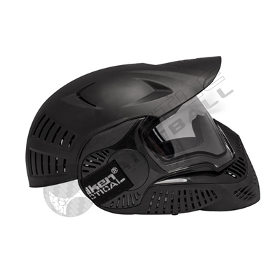 Sly Equipment Annex MI-7 Full Cover Paintball Mask - Thermal - Black
