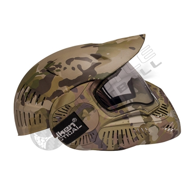 Sly Equipment Annex MI-7 Full Cover Paintball Mask - Thermal - V-Cam