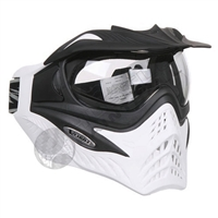 V-Force Grill Paintball Mask - White