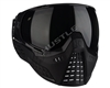 HK Army KLR Thermal Paintball Mask - Black