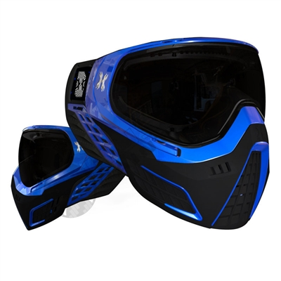 HK Army KLR Thermal Paintball Mask - Blue