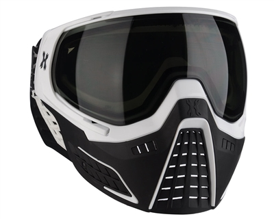 HK Army KLR Thermal Paintball Mask - White