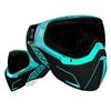 HK Army KLR Thermal Paintball Mask - Neon Teal